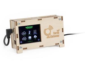 Sensorenhet som läser olika miljövärden, VM211