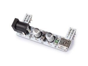 2- kanals strömmodul för Breadboards 3.3V / 5V   WPM424