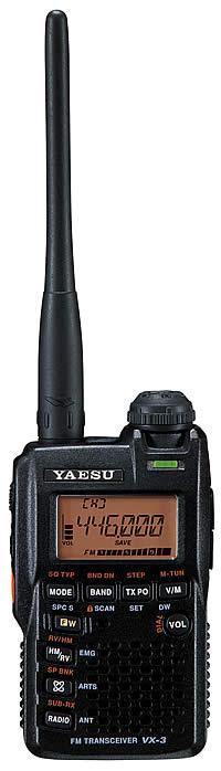 VX-3E Handapparat Förmedling