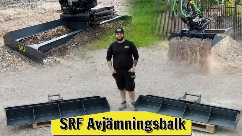 Avjämningsbalk SRF