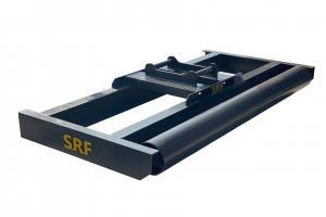 Avjämningsbalk - 2000mm - S45 - (220 mm rulle)