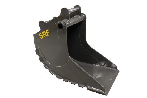 SRF Grävskopa VA S60 - 700 mm - 500 L