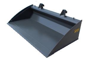 SRF Planeringsskopa 2000 mm - Euro