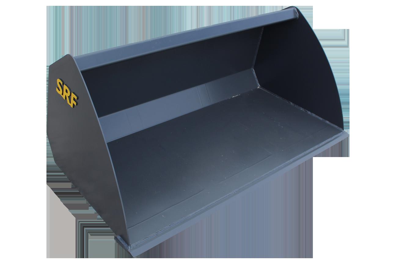 Lättmaterialskopa 1300mm - 390L - Avant 3/700