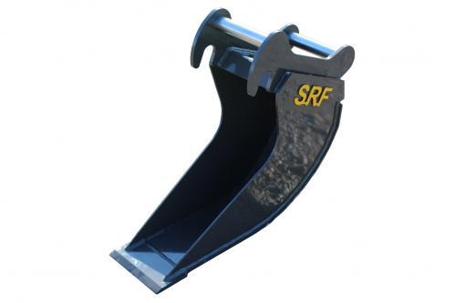 SRF Kabelskopa Profil S40 - 250/200 - 28 L
