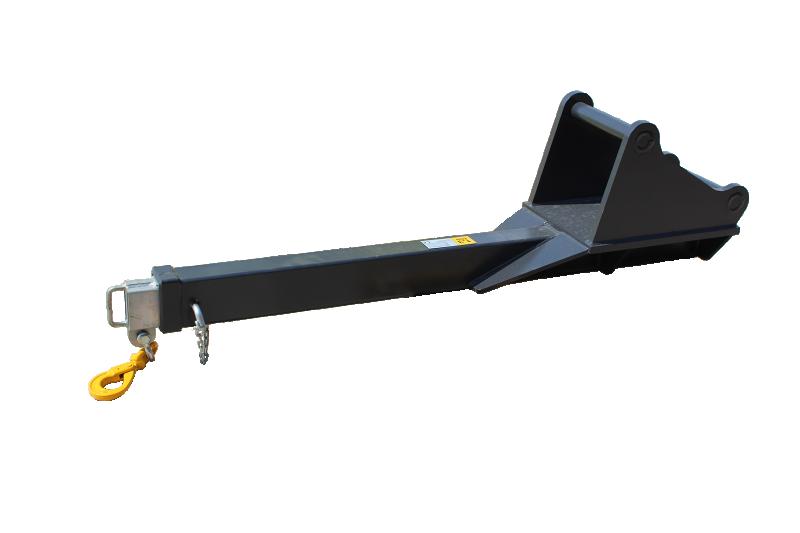 Kranarm S45 - utskjutbar - 3,5 meter
