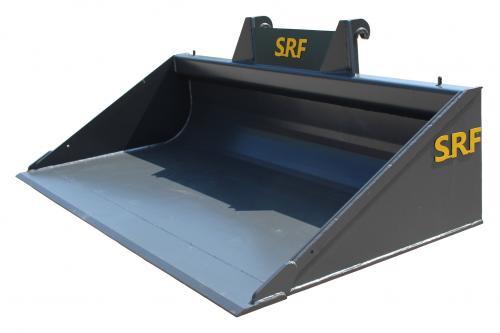 SRF Planeringsskopa Stora BM - 3000 mm