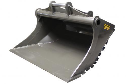 SRF Planeringsskopa S70 - 2000 mm - 1300 L