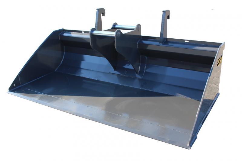 SRF Kombi planeringsskopa Stora BM / S60 - 2500 mm