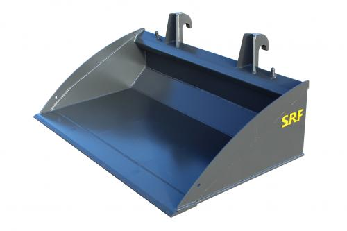 SRF Planeringsskopa 1500 mm - SMS/Trima