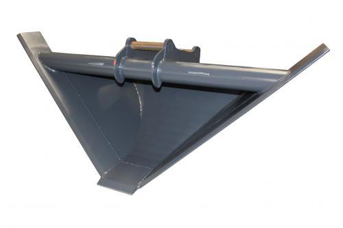 Profilskopa 1400/200 - 250 Liter - S40