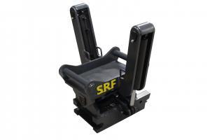 Tiltmellandel S45 Hyd lås - S45 grind
