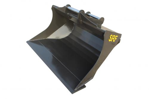SRF Planeringsskopa S45 - 1400 mm - 400 L