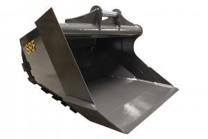 SRF Dikes planeringsskopa - 650L - 1600mm - S60