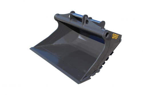 SRF Planeringsskopa S60 - 1600 mm - 750 L