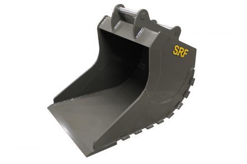 SRF Grävskopa S60  - 920 mm - 700 L - Skärstål