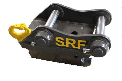 Snabbfäste hydraulisk låsning