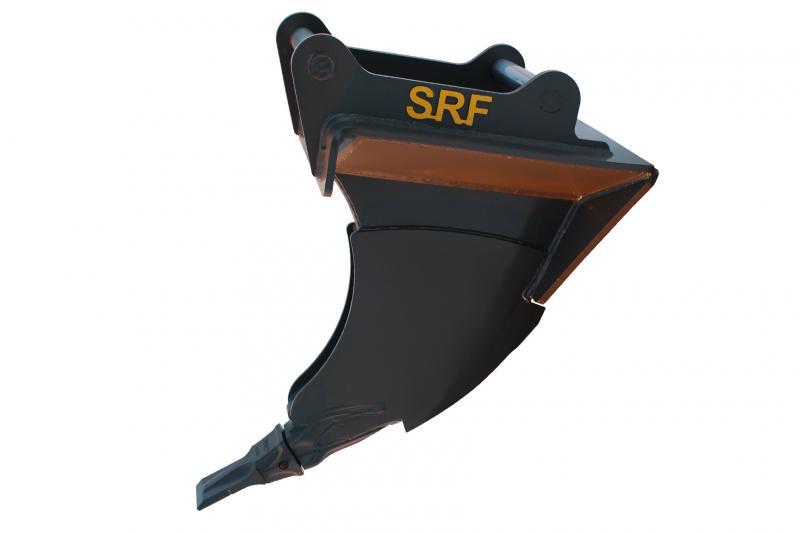 SRF Tjälrivare S70 1300 mm