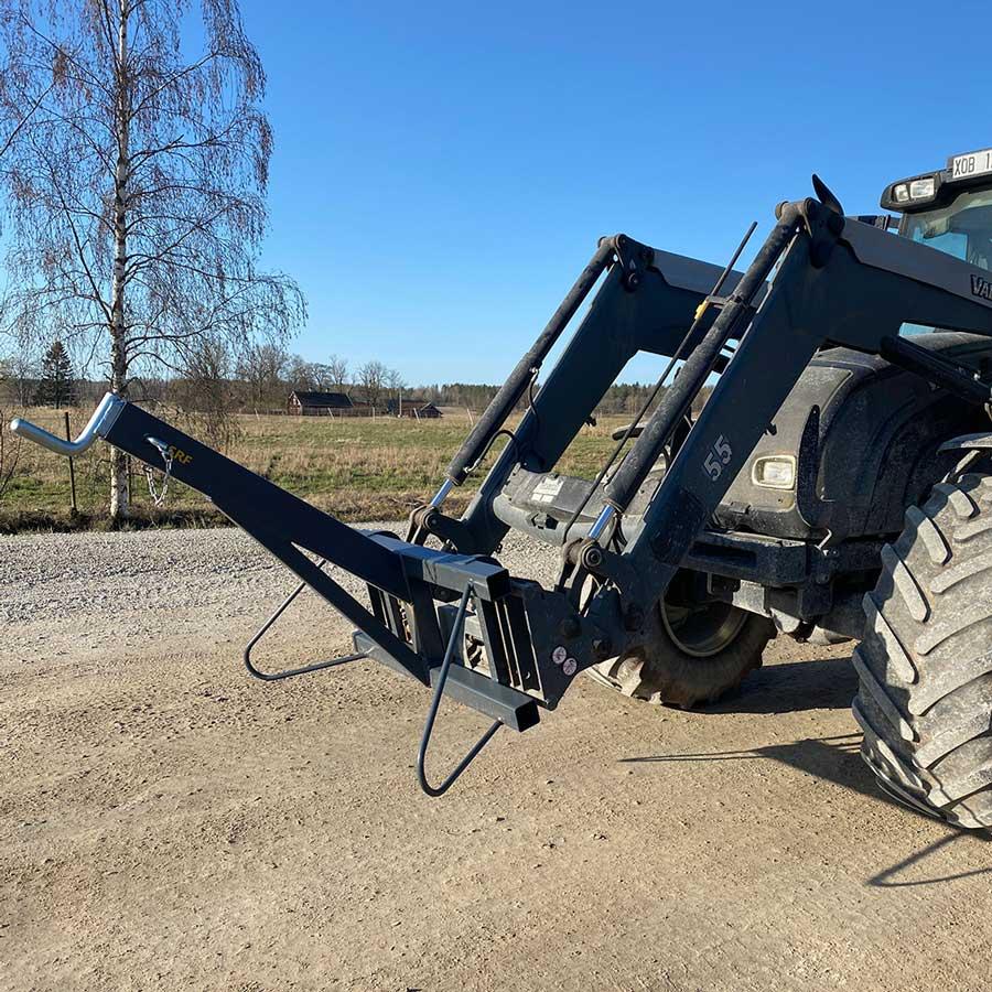 Traktor storsäckslyft