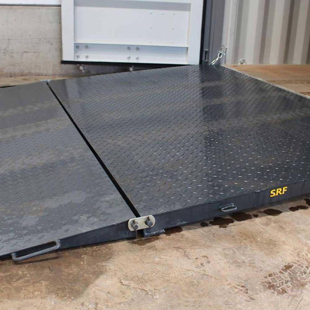 truck containerramp