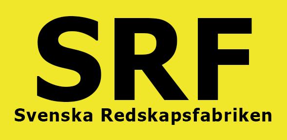 Svenska Redskapsfabrikens logotyp