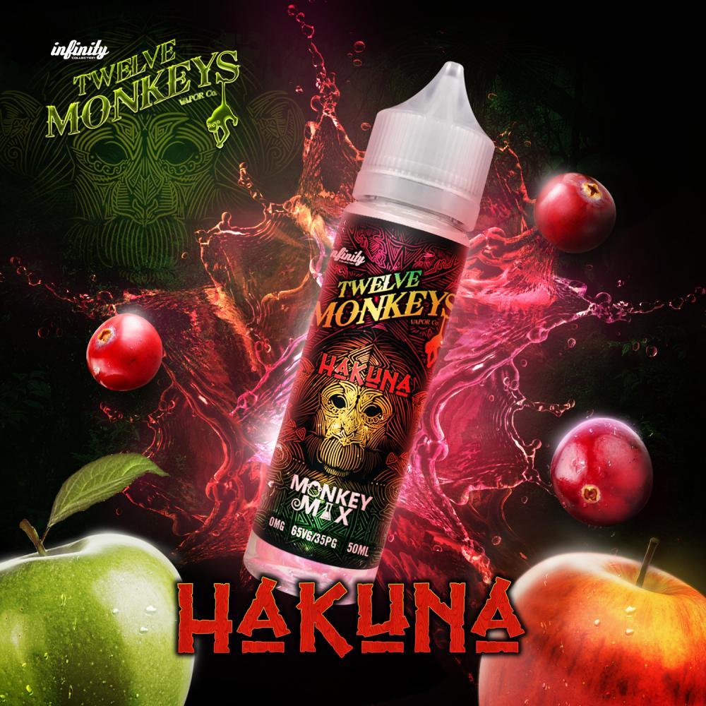 12 Monkeys - Hakuna