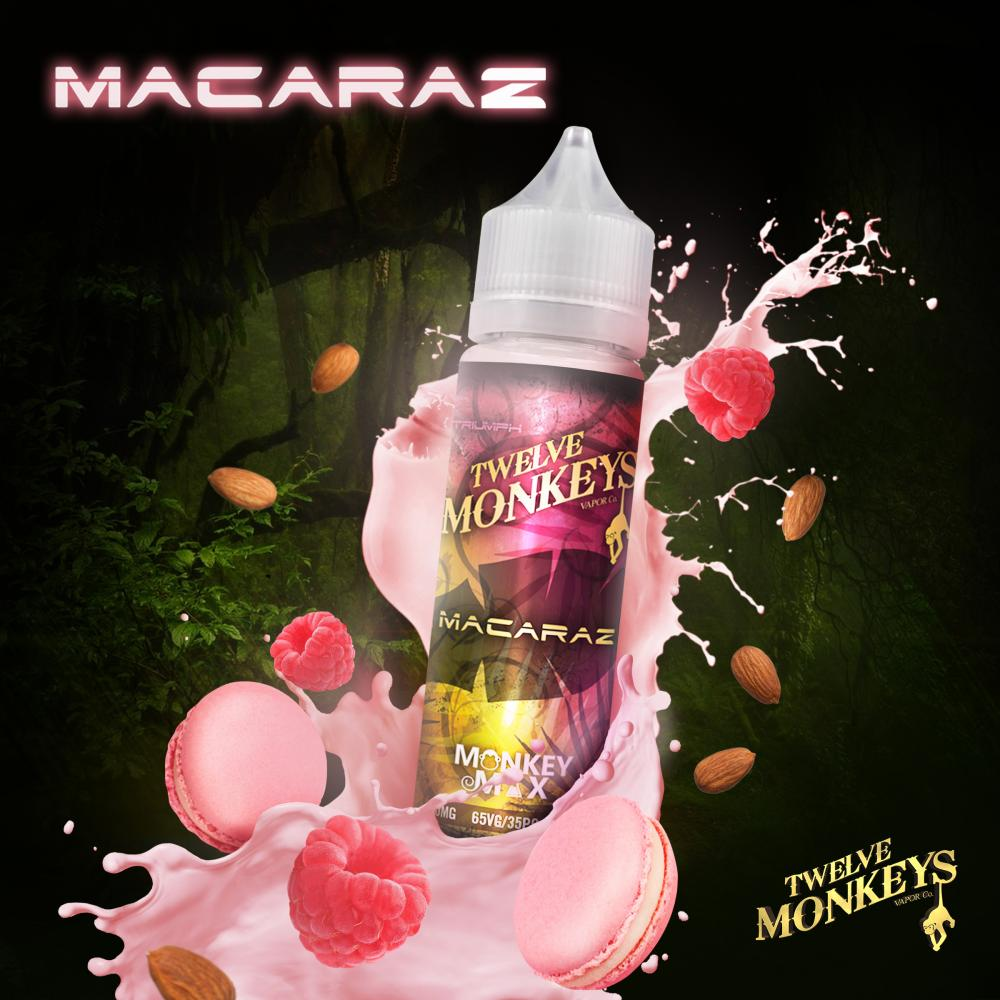 12 Monkeys​ - Macaraz