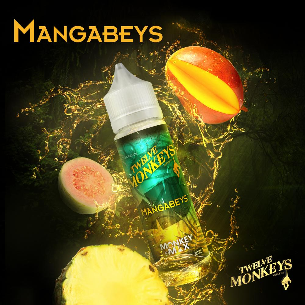 12 Monkeys​ - Mangabeys