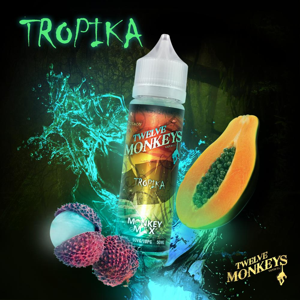 12 Monkeys -Tropika