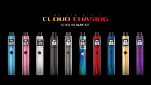 Smok Stick V8 Kit (2 ml, 3000 mAh, TPD)