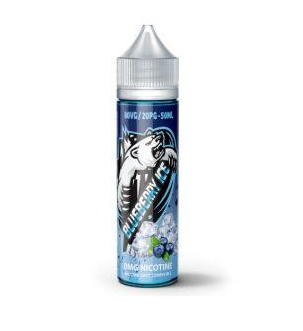 BLUEBERRY ICE - 50ml  0mg Shotfill