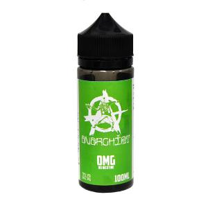 Anarchist Green 100ml 0mg