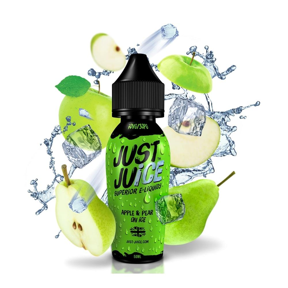 Just Juice - Apple & Pear On Ice 50ml