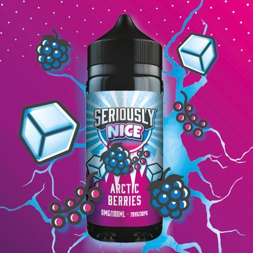 Seriously Nice - Arctic Berries 100 ml