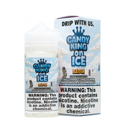 Candy King ON ICE - Batch 100ml
