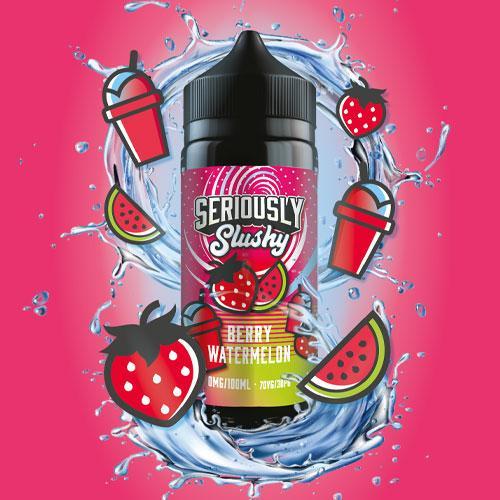 Seriously Slushy - Berry Watermelon 100 ml