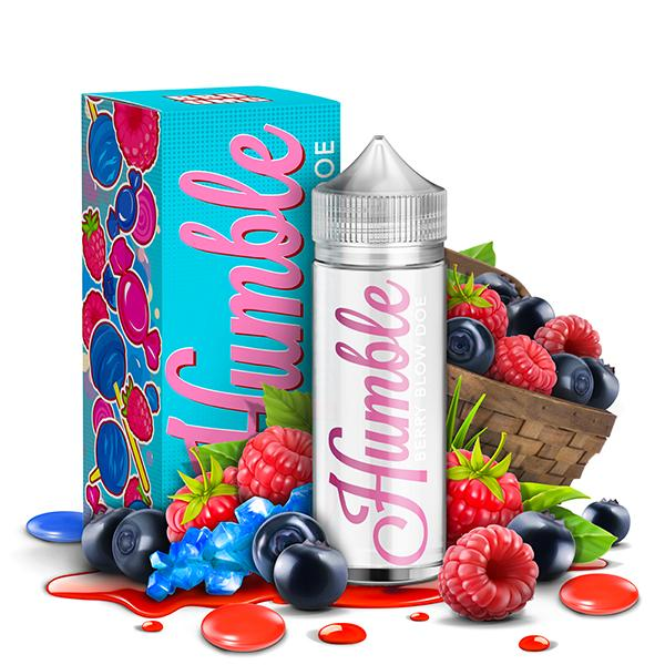 Humble - Berry Blow Doe 100ml