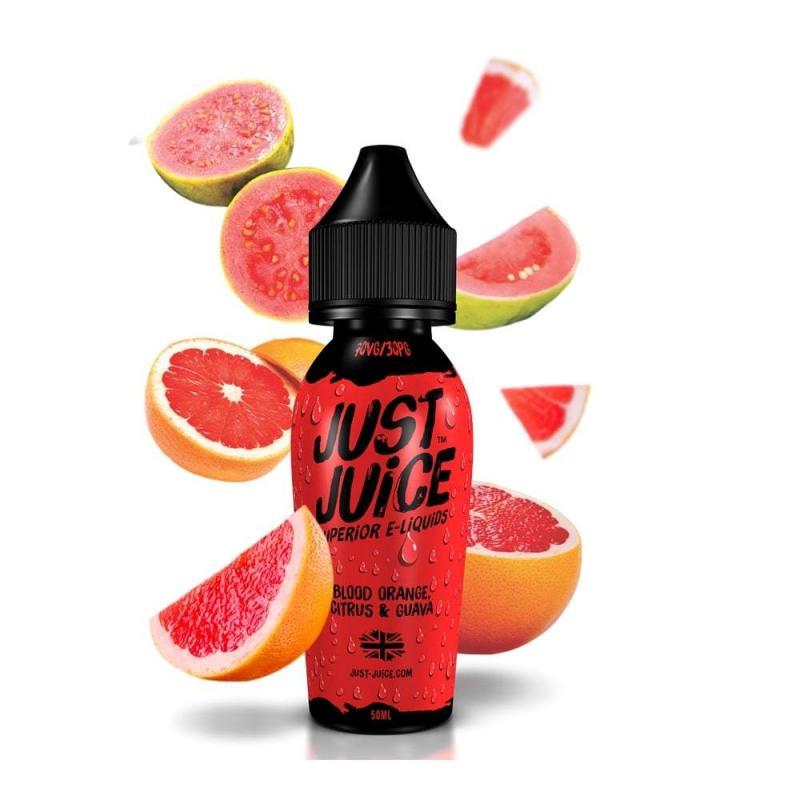 Just Juice - Blood Orange,Citrus & Guava 50ml