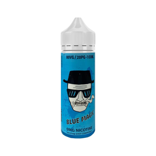 Blue Magic - 50ml  0mg Shotfill