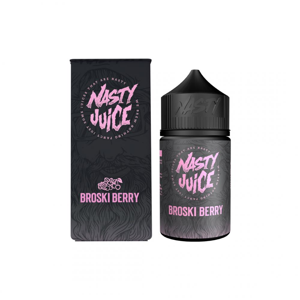 Nasty Juice - Berry Series Broski Berry 0mg 50ml
