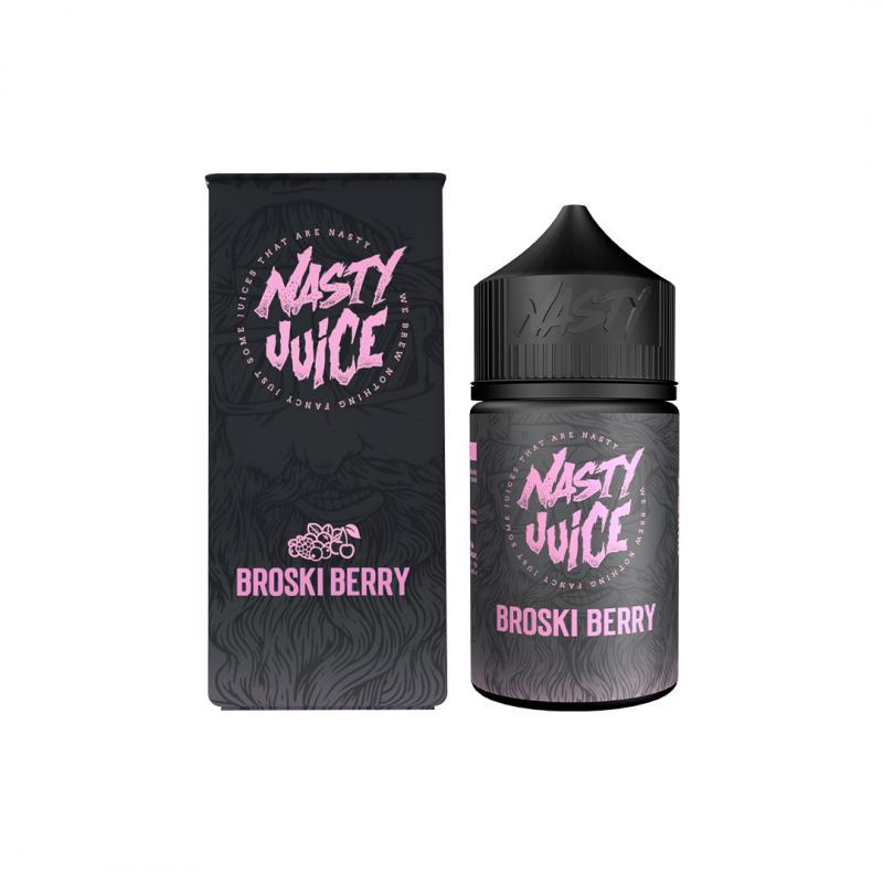 Nasty Juice - Berry Series Broski Berry 0mg 50ml