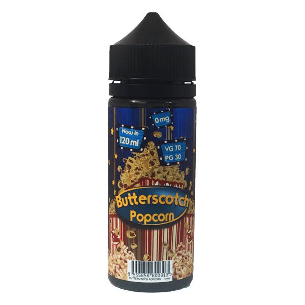 Fizzy - Butterscotch Popcorn 100ML