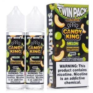 Candy King - Mellon Bubblegum 2 x 50ml