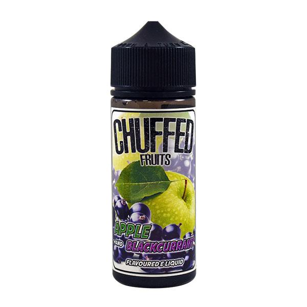CHUFFED FRUITS - APPLE BLACKCURRANT 0MG 100ML