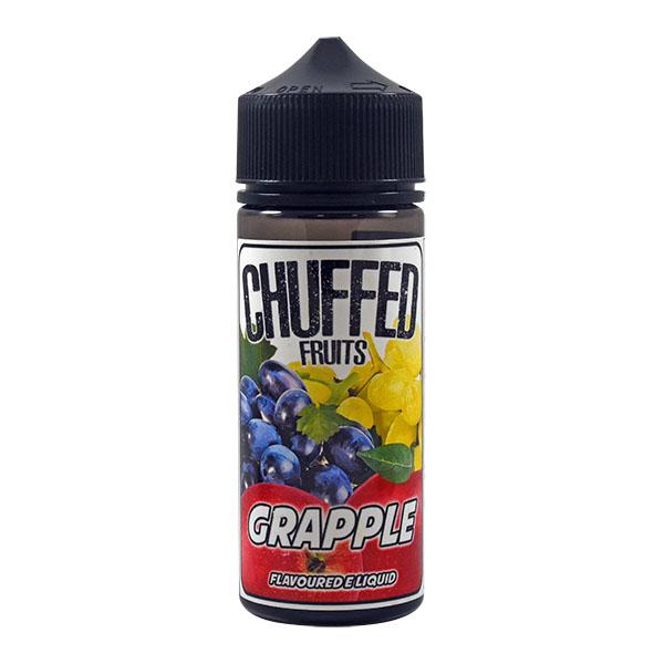 CHUFFED FRUITS - GRAPPLE 0MG 100ML