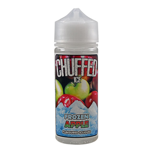 CHUFFED ICE - FROZEN APPLE 0MG 100ML
