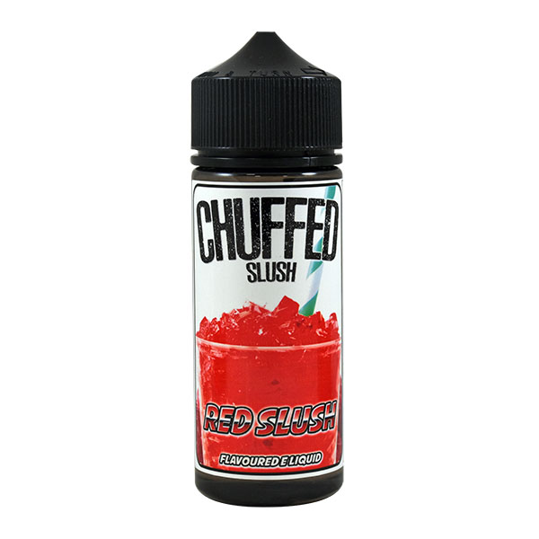CHUFFED SLUSH - RED SLUSH 0MG 100ML