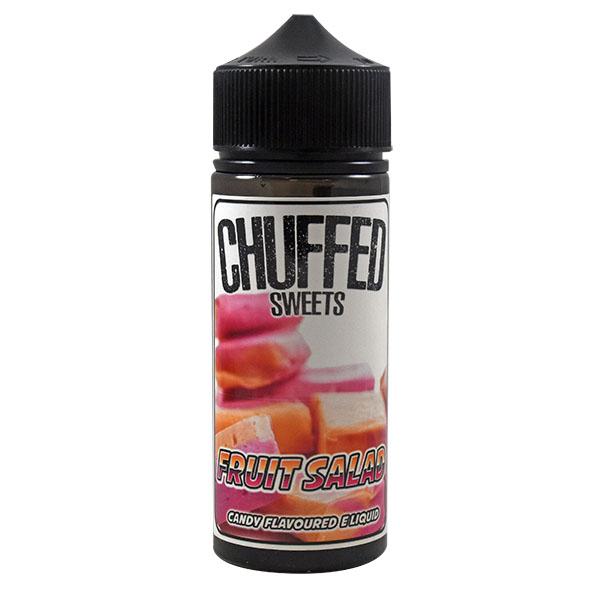 CHUFFED SWEETS - FRUIT SALAD 0MG 100ML