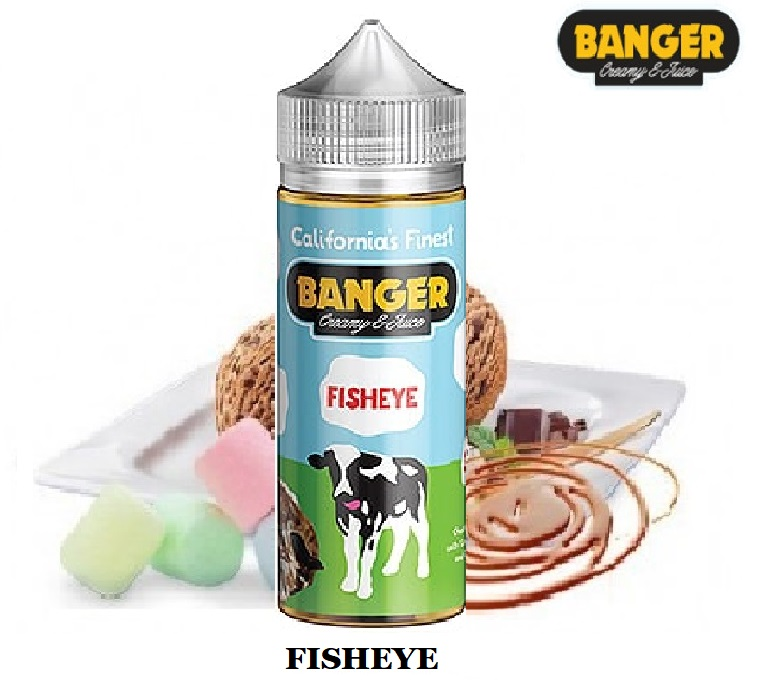 Banger Creamy - Fish Eye 100ml