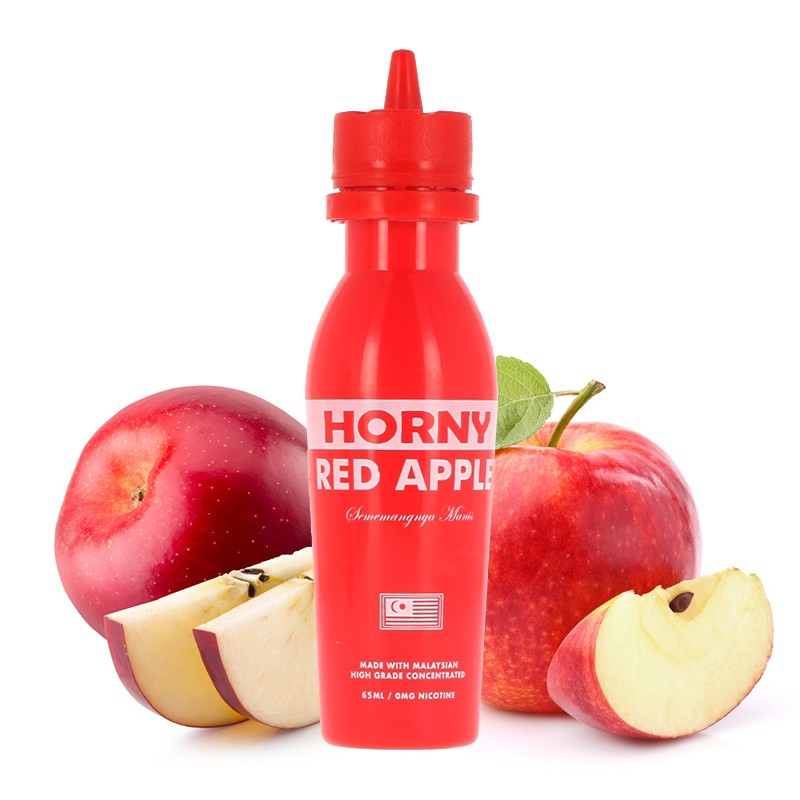 Horny Red Apple 65ml